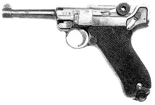 9-мм пистолет системы